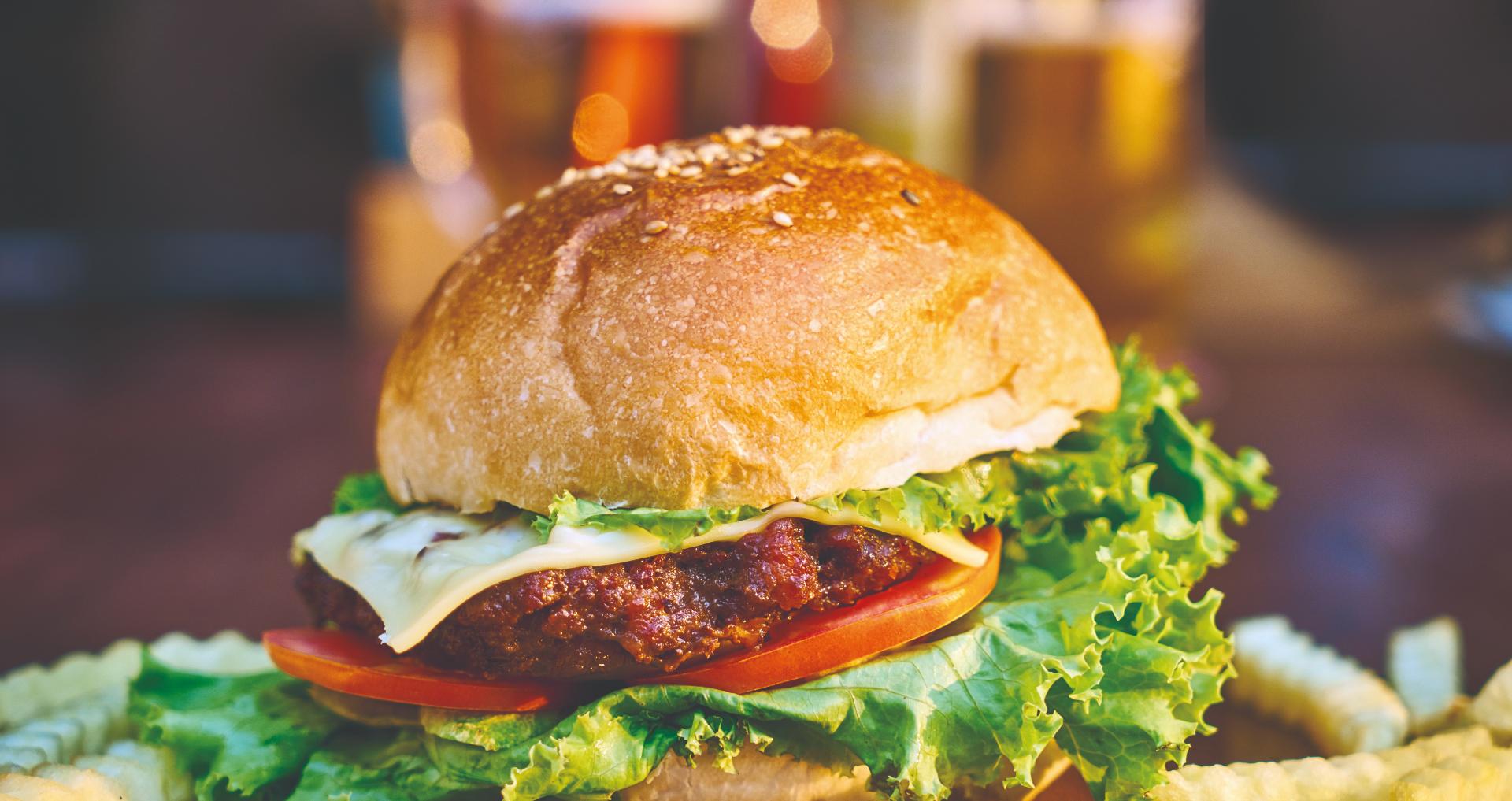 Bannière : Burger