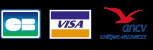 Pictos mode de paiement- e-billetterie