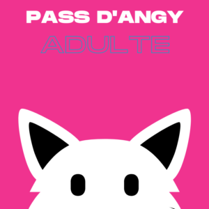 Visuel pass d'Angy Adulte